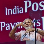 Image result for PM Narendra Modi launches India Post Payments Bank