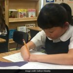 10-Year-Old Girl Born Without Hands Wins National Handwriting Competition