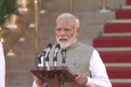Image result for Modi Takes Oath