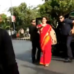 "Image result for They Shouted ""Modi, Modi"" At Priyanka Gandhi's Convoy. Watch What She Did"